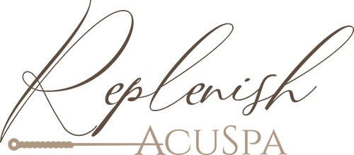 Replenish AcuSpa, professional dietary supplements with a focus on digestive support, skin support and immune support