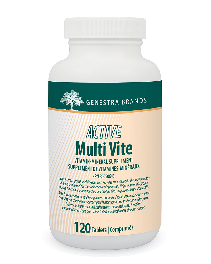 Active Multi Vite by Genestra Brands sold by Replenish AcuSpa